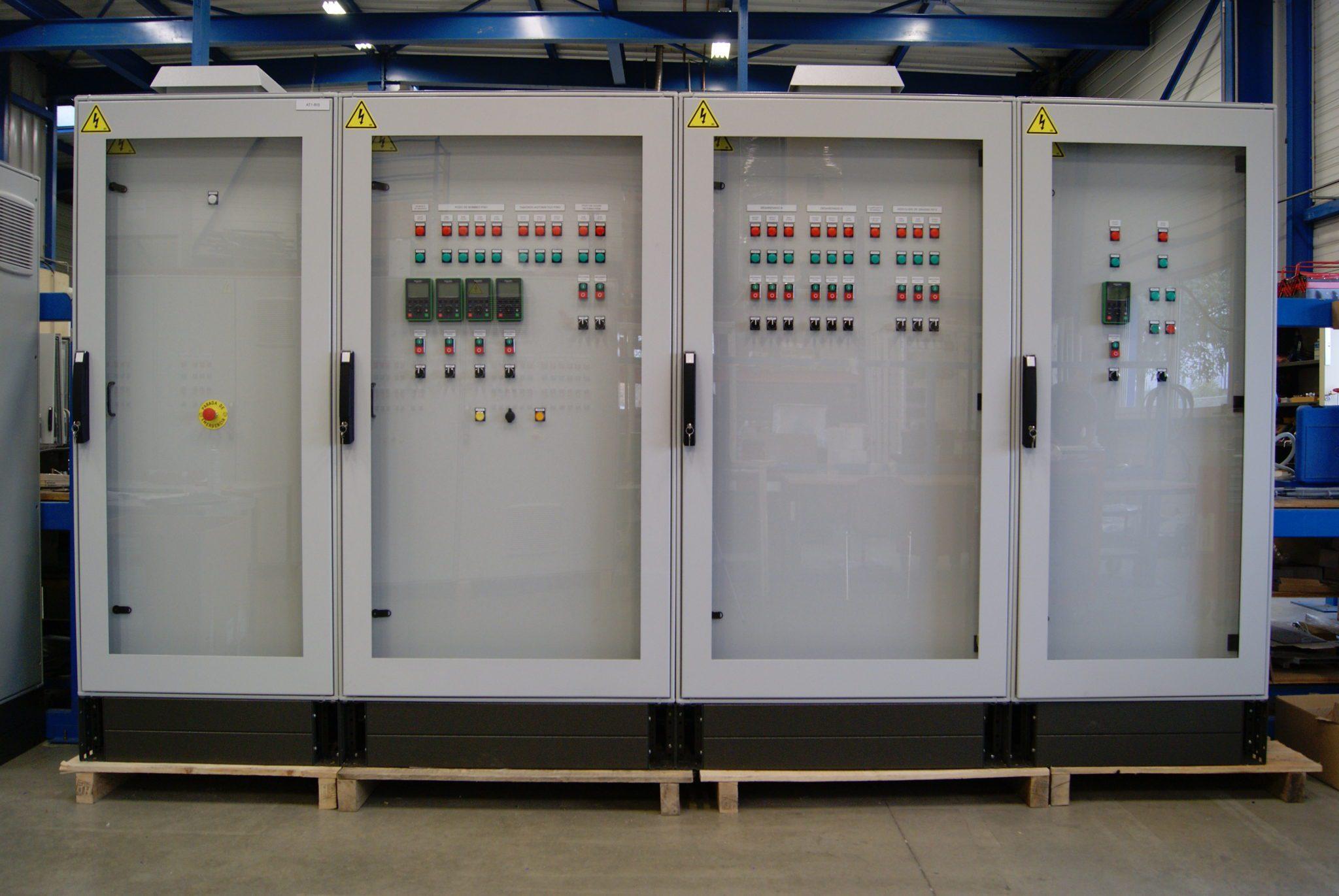 câblage armoires electriques en côte d'or