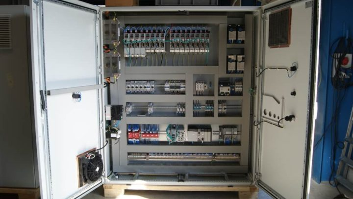 Armoires électriques - tableautier